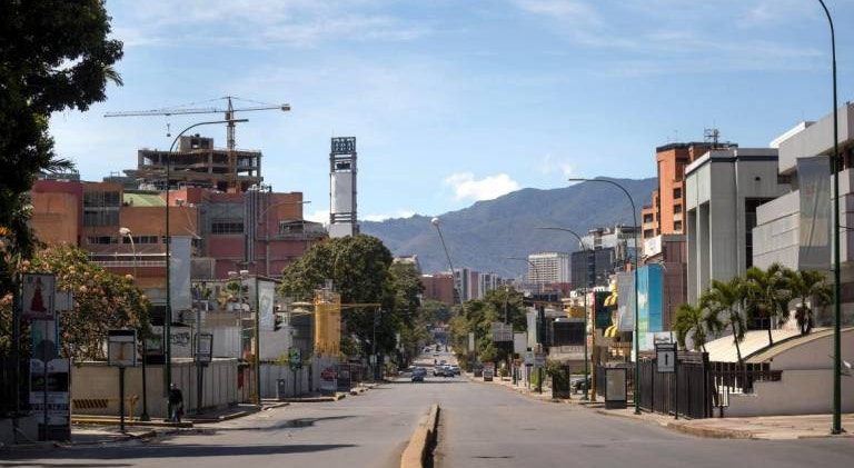 O número de casos de Covid-19 está a aumentar na Venezuela
