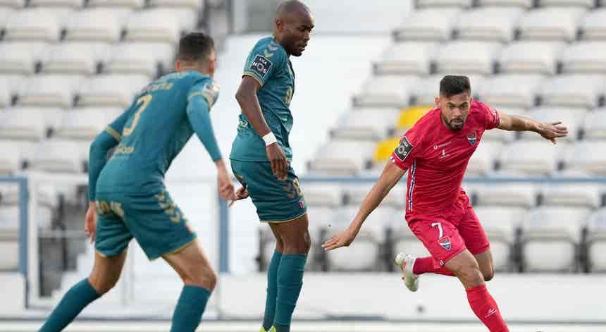 I Liga em direto. Gil Vicente FC - SC Braga