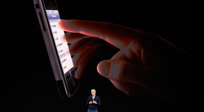 Apple apresentou novo iPhone 8