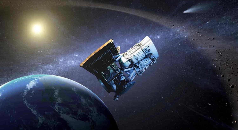 Foram descobertos mais 97 grandes objetos celestes no espaço em 2016