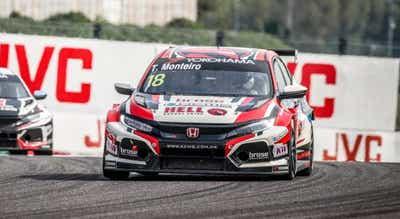 GP Macau. Tiago Monteiro  parte em 14.º na primeira corrida