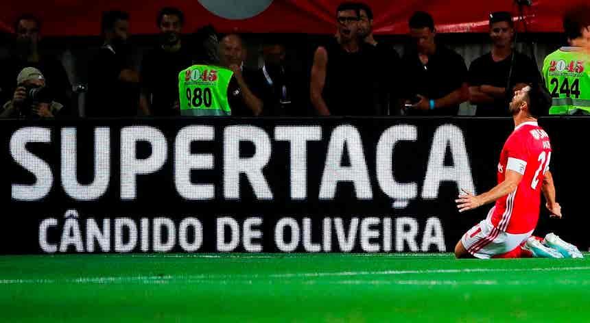 Supertaça Cândido de Oliveira deixa de ter prolongamento