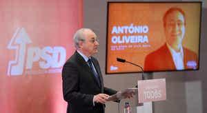 António Oliveira desiste da candidatura pelo PSD à Câmara de Gaia
