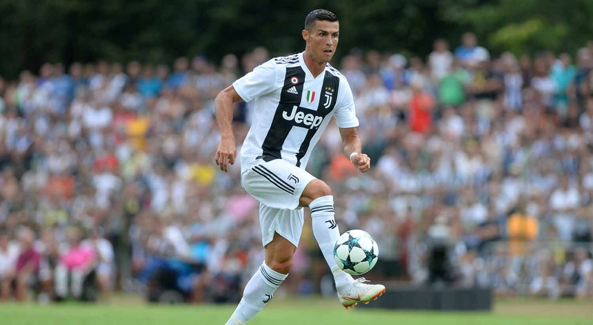 a41e342cae Ronaldo candidato a melhor jogador do ano da UEFA - Futebol ...