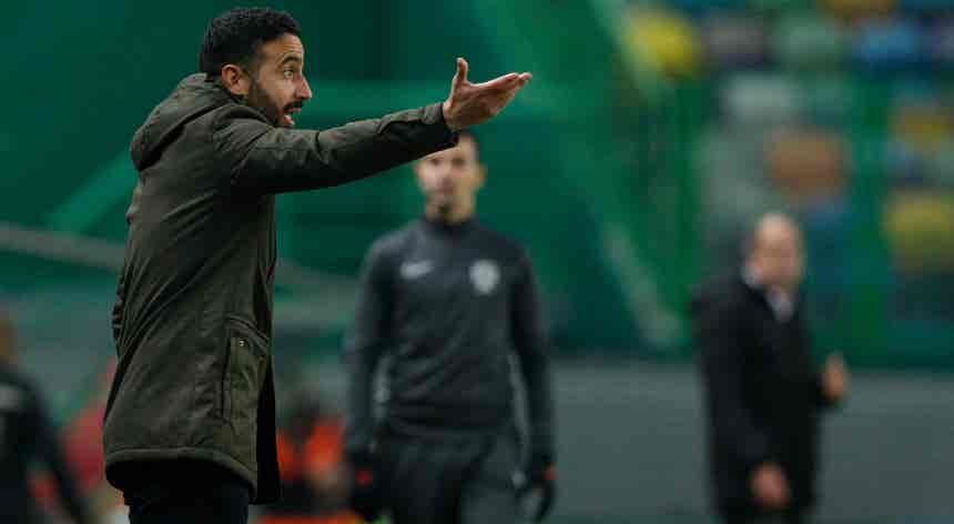 Rúben Amorim renova contrato com o Sporting até junho de 2024