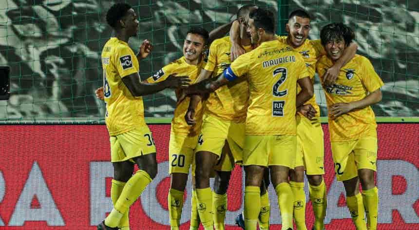 I Liga ao minuto. Portimonense SC - Vitória SC