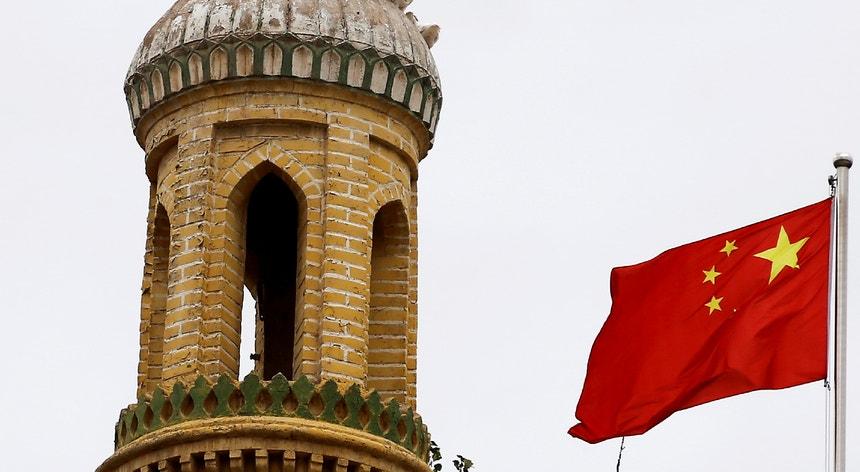 Desde 2017, cerca de um terço das mesquitas de Xinjiang foi demolido e outro terço ficou danificado.
