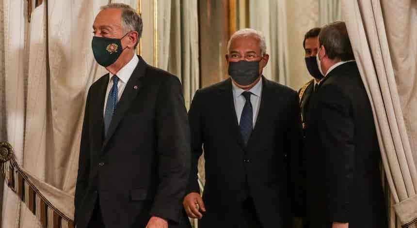 Marcelo Rebelo de Sousa diz que é altura do Governo criar um novo discurso