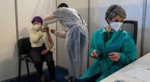 95% dos portugueses inquiridos confiam na vacina contra a Covid