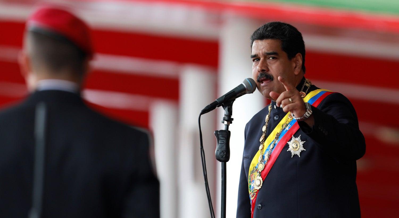 """Resultado de imagem para Greve geral na Venezuela antecede """"escalada definitiva"""" contra Assembleia Constituinte de Maduro"""