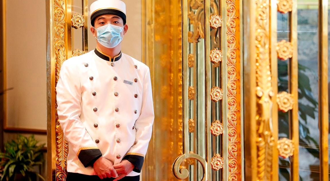 Funcionário  Luong Thai Linh - EPA