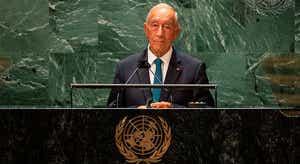 Portugal mencionado na ONU como exemplo no combate à pandemia e vacinação