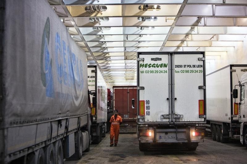 A maioria das munições são enviadas para a Síria e Iraque em camiões através da Turquia Foto: Reuters
