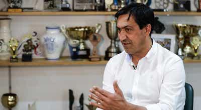 Delmino Pereira recandidato à federação de ciclismo