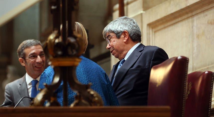 A candidatura de Ferro Rodrigues fora subscrita pelo número máximo de proponentes: 46 deputados