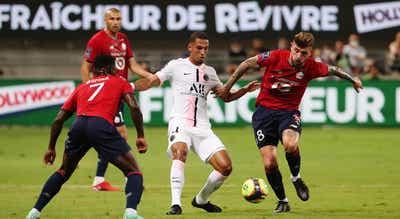Golaço do português Xeka abate PSG e dá primeira Supertaça de França ao Lille