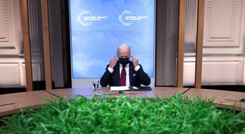 Cimeira do Clima. Iniciativa de Biden soma promessas sem metas universais