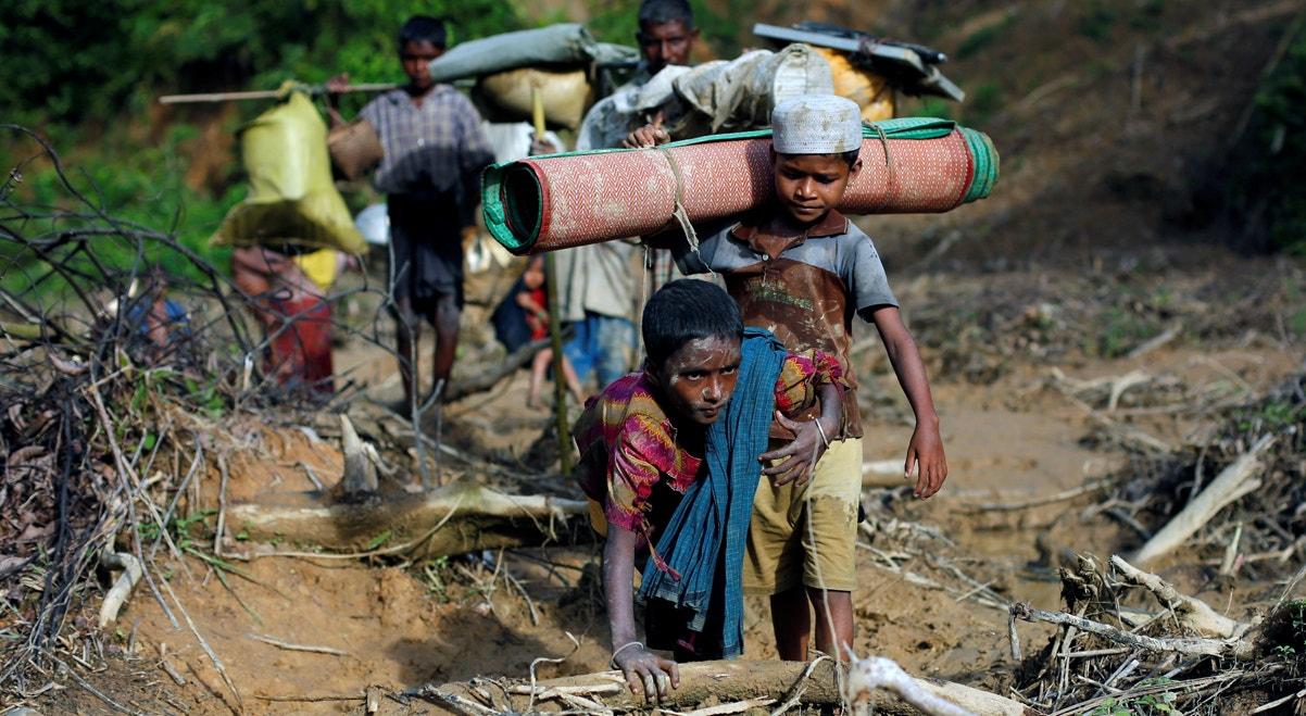 Refugiados Rohingya | Danish Siddiqui - Reuters