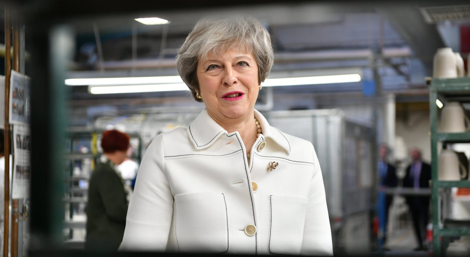 Ultimato de May: Sair com Acordo ou travar o Brexit