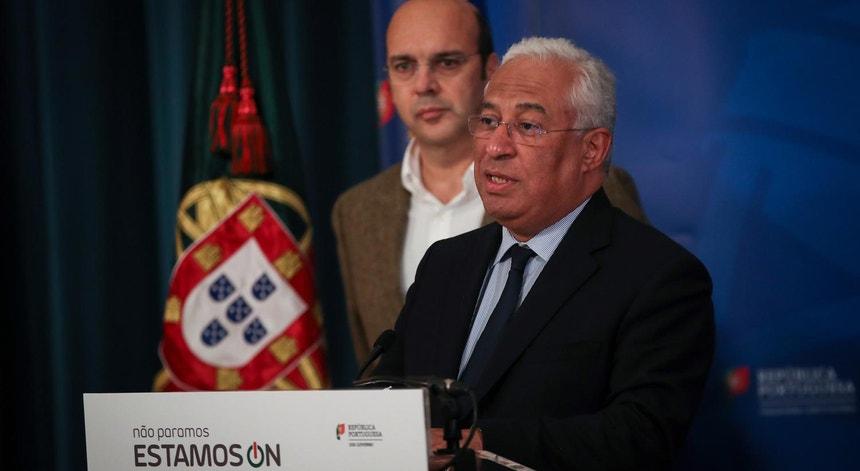 António Costa, primeiro-ministro, ao enunciar as medidas de apoio às famílias em cenário de pandemia covid-19, a 20 de março de 2020