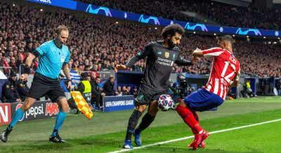 Champions. At. Madrid vence o campeão europeu Liverpool
