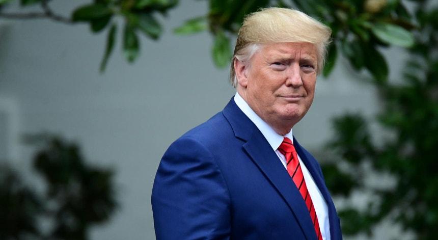 Donald Trump, 45º Presidente dos EUA
