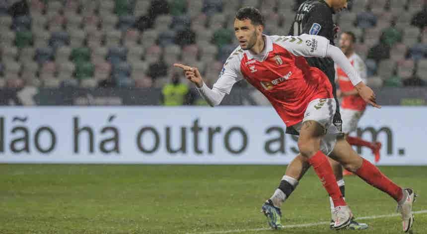 SC Braga - SL Benfica, Taça da Liga em direto na Antena 1