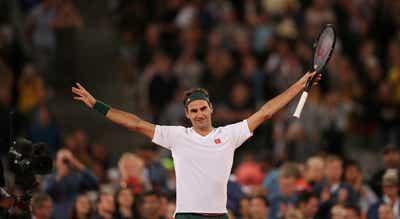 Tenista suíço Roger Federer admite sentir falta de Wimbledon
