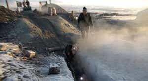 Alunos de Gondomar fazem cordão humano em defesa do ambiente