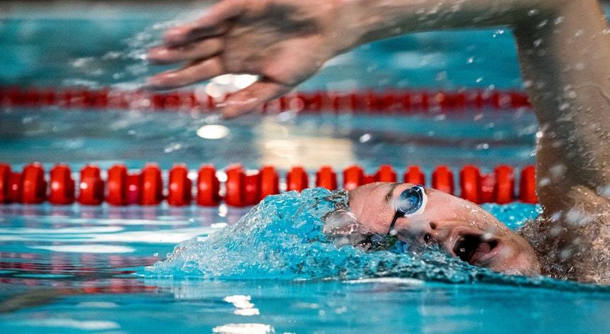 Os portugueses continuam a ter um bom desempenho nos Europeus de natação adaptada
