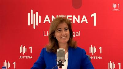 Ana Mendes Godinho: há sinais de retoma económica e há menos empresas a recorrer ao layoff
