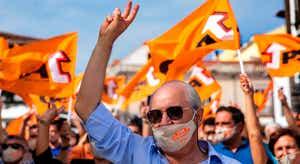 Rui Rio encerra campanha nos Açores a falar de descentralização e autonomia