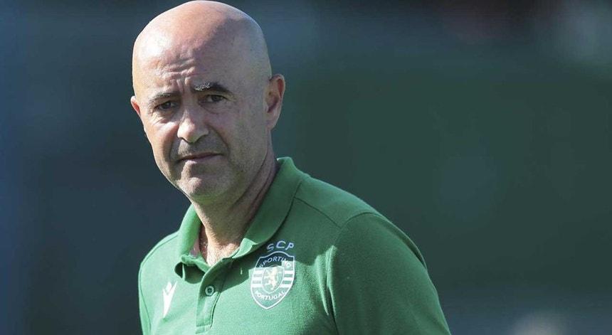 É oficial que Leonel Pontes vai orientar interinamente a equipa principal de futebol do Sporting