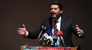 Ventura acusa a esquerda de boicotar ações de campanha e abre fogo contra Marques Mendes