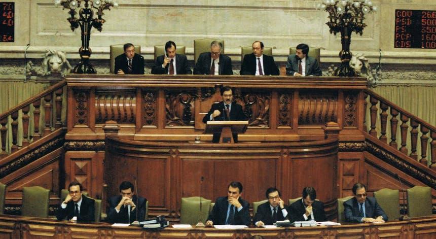 Legislatura 1991-1995 - D.R./PSD