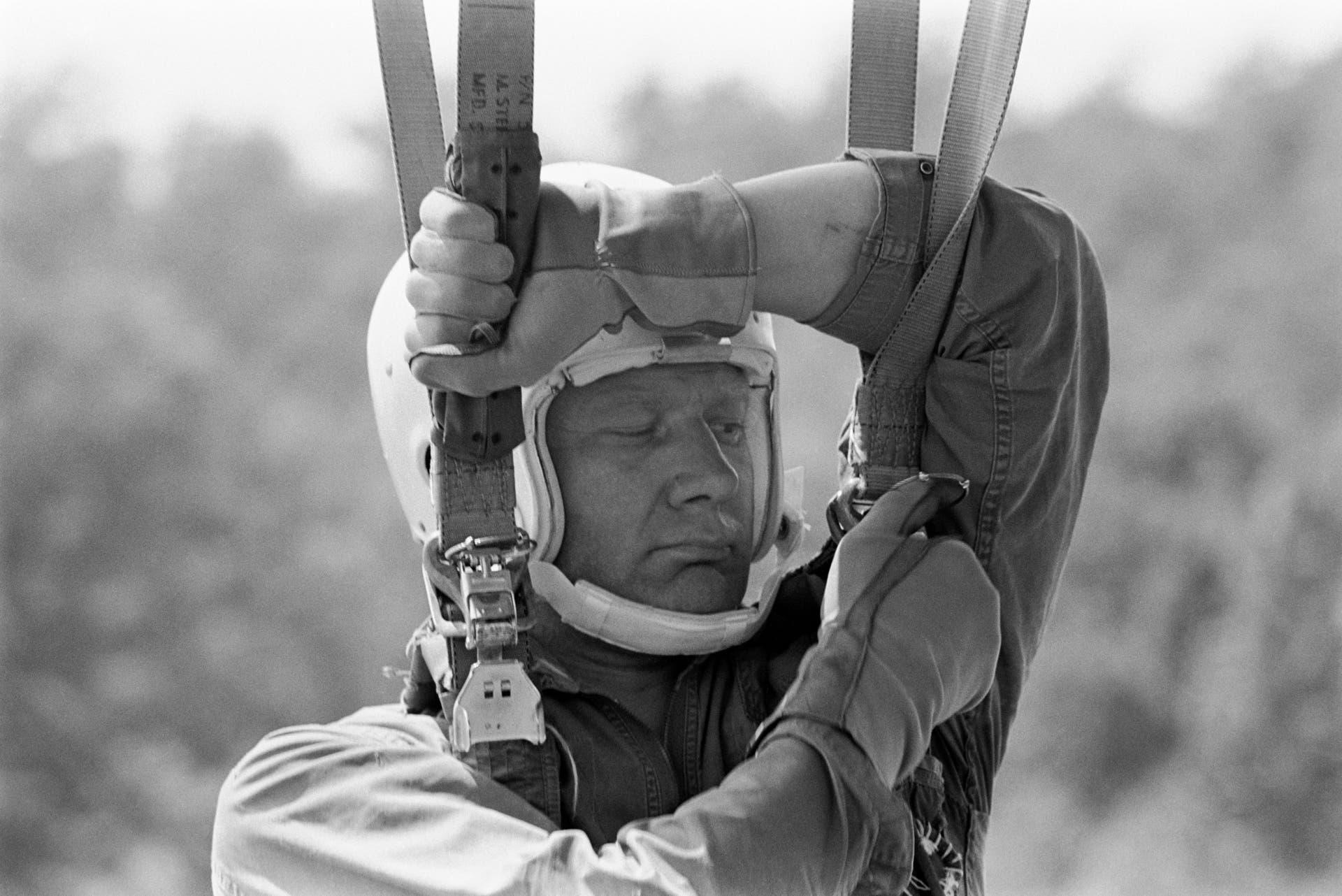 Créditos fotográficos: NASA Johnson.