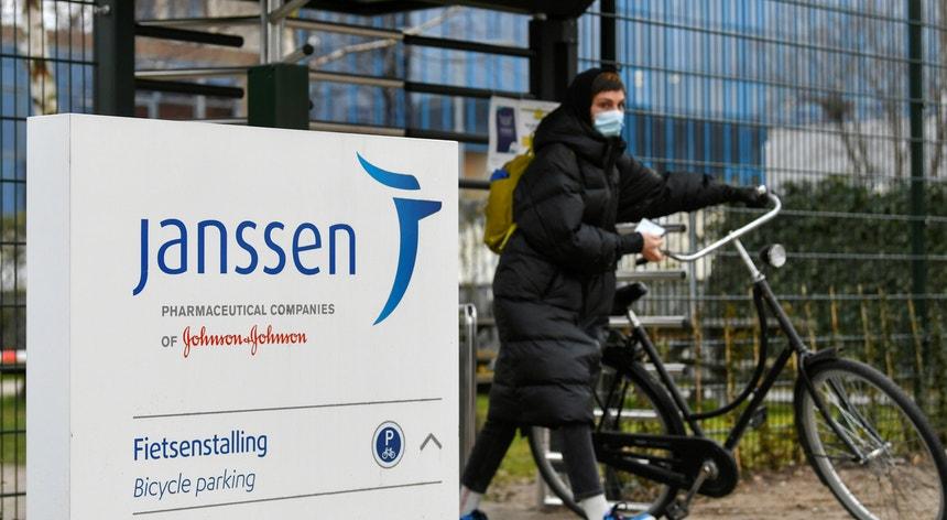 As vacinas da Janssen estão a chegar a Portugal