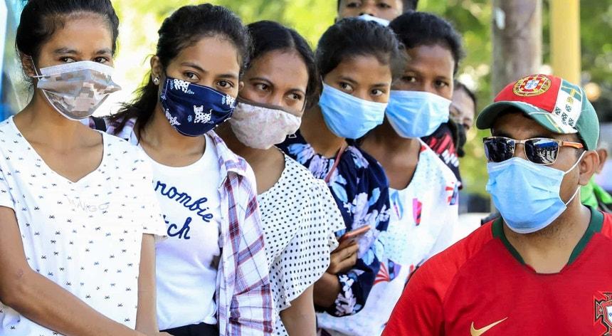 Timor-Leste tenta prevenir a proliferação do vírus no território