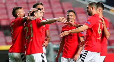 Covid-19: Benfica confirma presença na final four da Taça da Liga