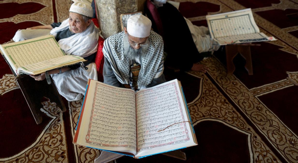 Iemen. Grande Mesquita de Sanaa | Khaled Abdullah - Reuters