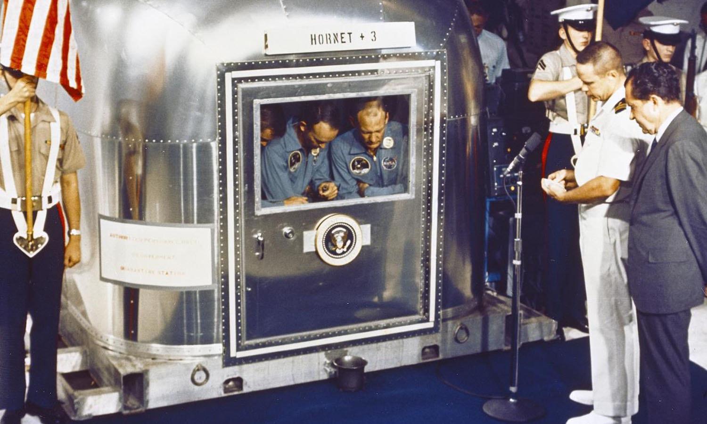 Créditos: Apollo11/NASA/DR