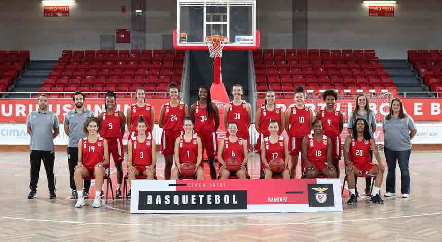 Benfica vence União Sportiva e conquista título nacional de basquetebol feminino