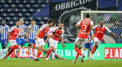 FC Porto - SC Braga, meias-finais Taça de Portugal