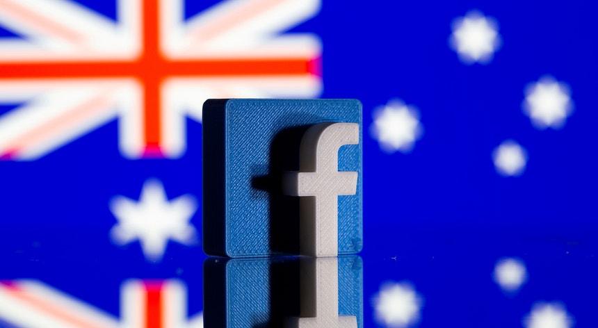 O Facebook vai levantar o bloqueio na Austrália
