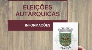 Autárquicas. Em Vila Flor, PS e PSD lutam pela vitória