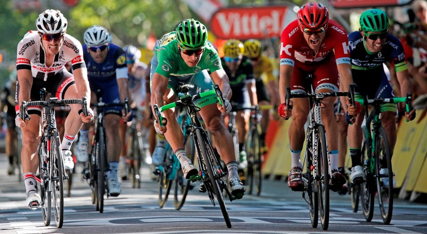 O campeão do mundo conquistou a sua terceira vitória na edição de 2016 do Tour