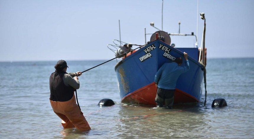 O sector da pesca vive dias difíceis