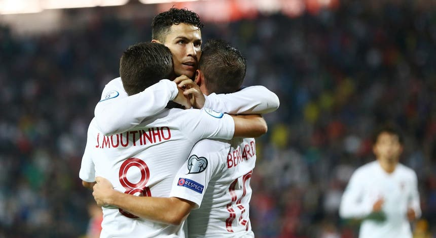 Portugal venceu as duas últimas partidas, frente a Sérvia e Lituânia