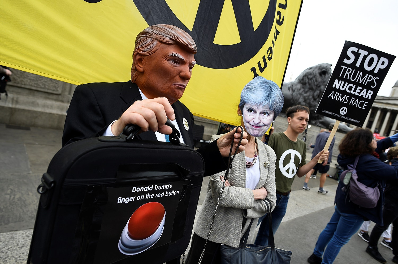 Clodagh Kilcoyne - Reuters