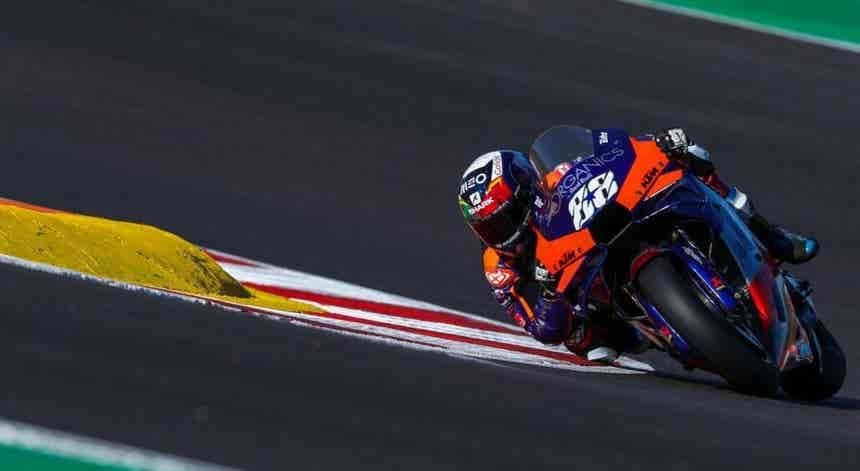 Portimão volta a receber MotoGP em 18 de abril